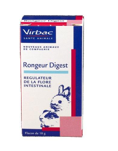 Rongeur Digest Complément Alimentaire pour Transit Intestinal poudre boîte de 10g