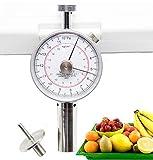Newtry Fruits Gy-1 - Petrómetro esclómetro de fruta para determinar el nivel de...