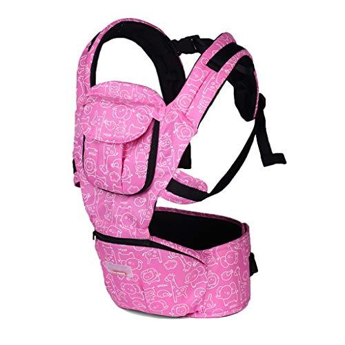 Porte-bébé Multifonction Bébé Respirant Assis sur la Taille Tabouret Amovible et indépendant ( Color : B )