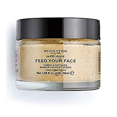 Revolution Skincare | Rev Skin x Jake Jamie Cocoa & Oat Moisturising Face Mask by Revolution Beauty