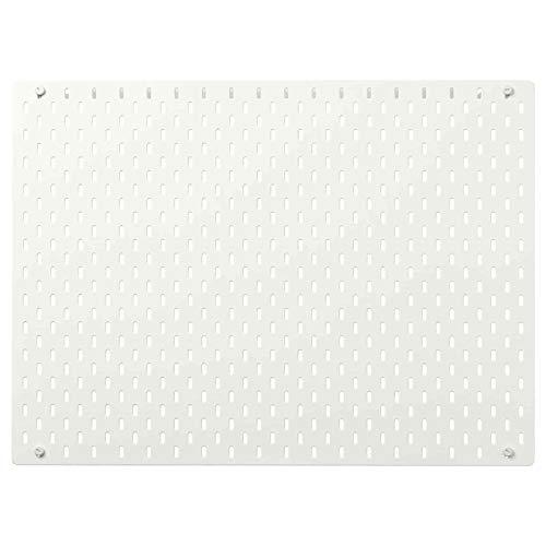 SKADIS - Tablero de fijación para cocina y oficina (76 x 56 cm), color blanco