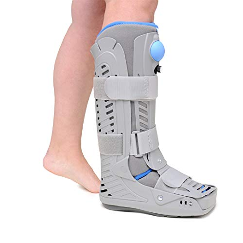 Express Ultra Fit Air Walker Boot - Ideal for Ankle/Foot Fractures, Sprains, Injuries, Protection, Recovery, Rehab - Supplied to UK Hospitals (Large: UK Shoe: 10.5-13)