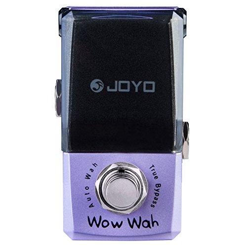 JOYO JF-322 Wah-wah - Wah Wah Automático mini Pedal De Efectos De Guitarra Ironman