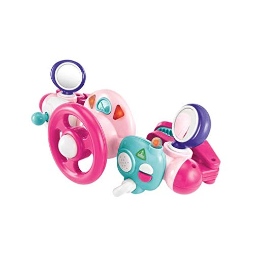 Early Learning Centre Lights and Sounds Buggy Driver - Pink