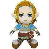 Little Buddy 1812 The Legend of Zelda Breath of The Wild BOTW Princess Zelda Plush, 12