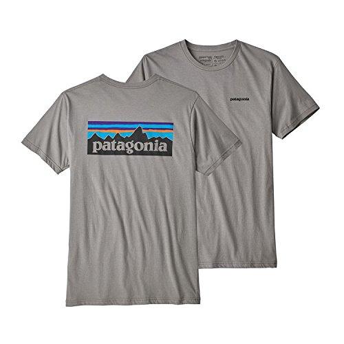 Patagonia M's P-6 Logo Organic - Camiseta Hombre