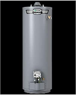 A.O. Smith GCR-40 Proline Atmospheric Vent 40 Gal Natural Gas Water Heater with KA-90 Anode Rod