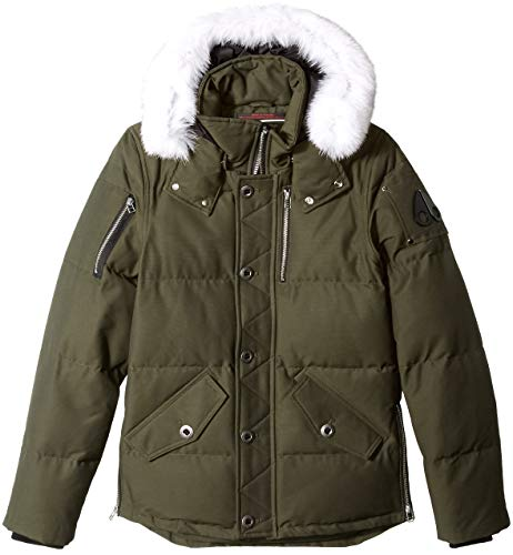 Moose Knuckles Men'S 3/4 Length 3Q Down Jacket Outerwear,...