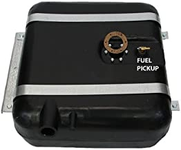 MTS Company #0010 14 Gal. Gas Tank - 1947-1963 Willys Pickup