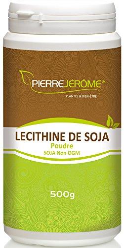 Pierre Jérôme Lécithine de Soja en Poudre 500 g