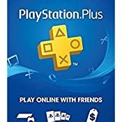 12 Month Playstation Plus Psn Membership Card New 1 Year Amazon Ca Toys Games