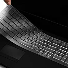 Ultra Thin Keyboard Skin Protector Compatible with Dell Alienware 18(2013 Version), Alienware 17 R2 R3 R4(2015/2016 Version), Alienware 17 R5, Alienware 17 R5 VR Ready, Alienware Area 51M Laptop - TPU