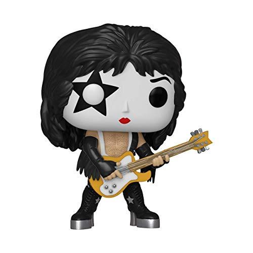 Funko - Pop! Kiss: Starchild Figura De Vinil , Multicolor (28504)