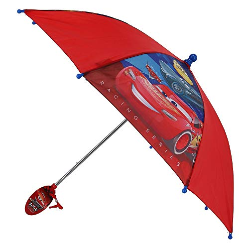 Disney Pixar Cars Mcqueen Paraguas para niño