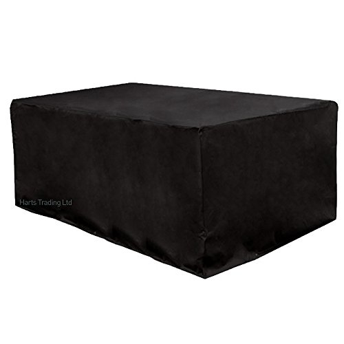 Roe Gardens - Rain/Dust Cover for Rattan furniture - Various Sizes from small to large covers (185 x 125)
