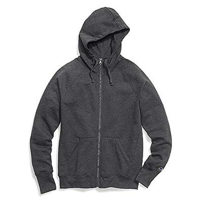Champion Women's Fleece Full-Zip Hoodie Jacket