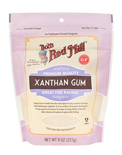 Bob's Red Mill Gluten Free Xanthan Gum, 8-ounce (Stand up Pouch)