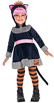 LaLaLoopsy Boo Scaredy Cat Costume Child s Small