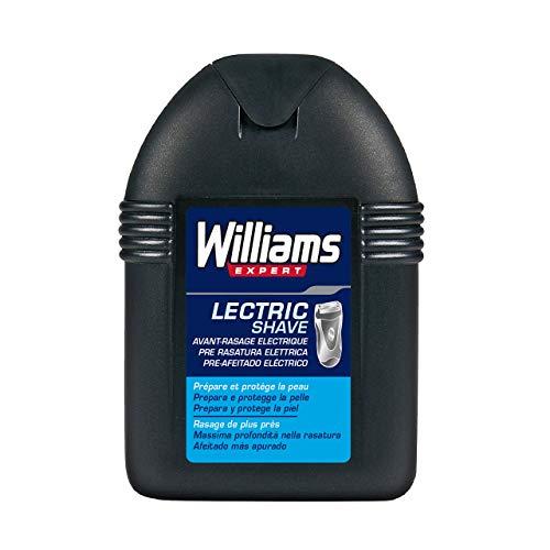 Williams Avant Rasage Electrique Prépare et Protège la Peau 100ml