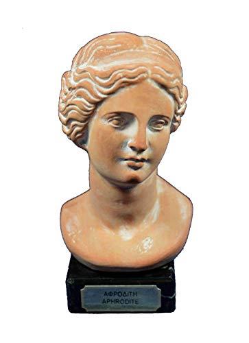 Aphrodite Escultura Busto Estatua de Venus Diosa del Amor artefacto