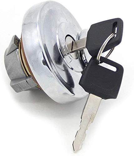 Fuel Gas Tank Cap Keys Set for Yamaha DragStar V-Star XVS650 950 1100 1998-2017 SR400