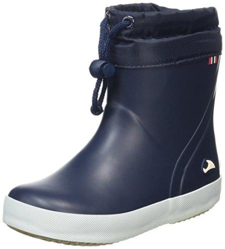 Viking Unisex-Kinder ALV Gummistiefel, Blau (Navy 5), 22 EU