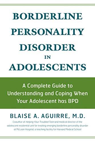 English Personality Disorders