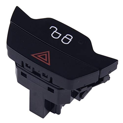 XINLIN Ruderude - Interruptor de bloqueo de puerta para Ford C-MAX Ecosport Kuga Transit 1519127 (color: negro)