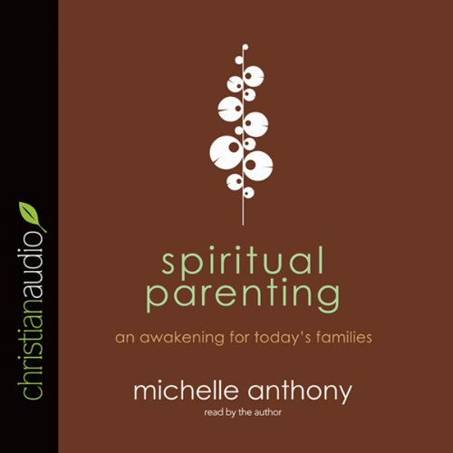 Spiritual Parenting audiobook cover art