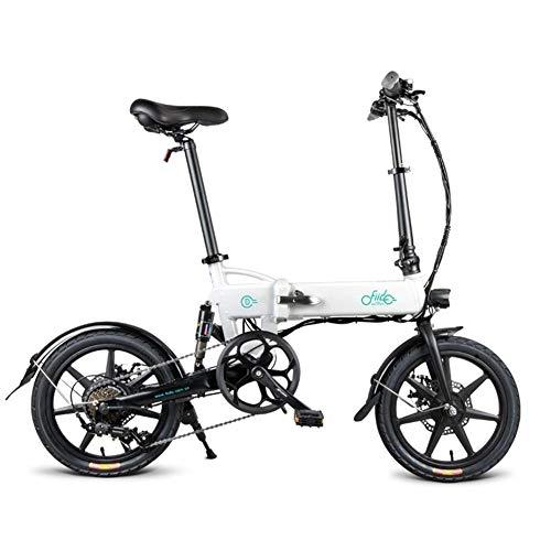 FIIDO D2s 7.8 Electric Bike,E-Bike Folding Electric Bicycle,250 W Motor