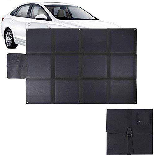 zhangchao 150W Caricabatterie Solare 12 Volte ETFE Caricatore del Pannello Solare con 5V / 4.8A USB Porta di Uscita DC