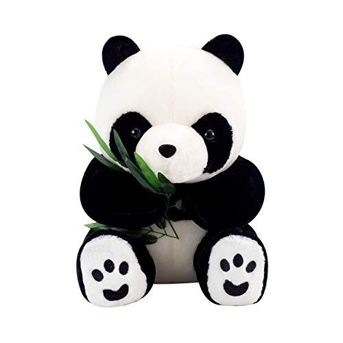 Zinsale Coccolone Panda Animale farcito Giocattoli di Peluche Animali di Peluche Panda Bambola dell'orso Peluche Che abbraccia Cuscino (40cm)