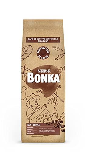 Bonka Café Tostado Grano Natural, 500 g