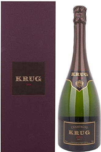 Krug Vintage mit Geschenkverpackung 2004 Champagner (1 x 0.75 l)