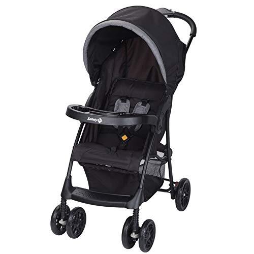 Safety 1st Taly Poussette bébé Inclinable, Naissance à 3,5 ans, Black Chic