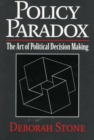 POLICY PARADOX PA