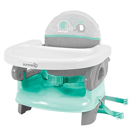 Most Affordable high chair for apartments: Summer Folding Booster