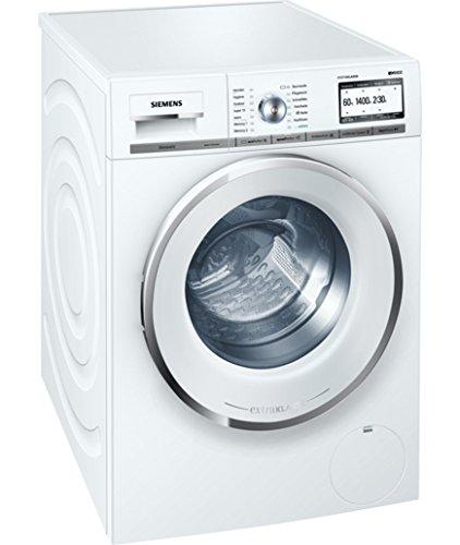 Siemens WM14Y79A Waschmaschine, Frontlader, 8 kg, 1400 U/min, Energieeffizienzklasse A++, Weiß