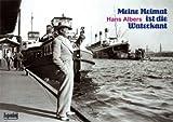 Weidlich-Verlag Hans Albers Leinwandbild 80x120cm