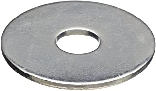 Pack of 5 0.257 ID 0.078 Nominal Thickness 7//8 Hole Size Made in US 0.5 OD 18-8 Stainless Steel Flat Washer