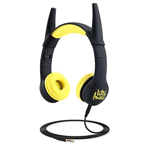 Kids Headphones with VoliBat Ears, …