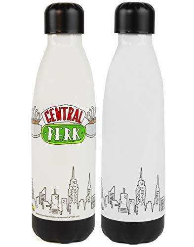 Friends Central Perk Logo Tapa de rosca 600 ml Tritan botella de agua