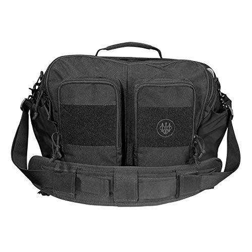 Tactical Messenger una borsa confortevole con tasche multiple per organizzazione. Ampio compartimento con organizzazione interna. 2 tasche frontali. Maniglia per trasporto. Tracolla per trasporto.