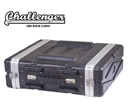 Challenger 3U ABS-Koffer