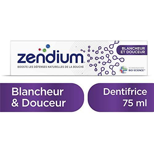 Zendium Dentifrice Blancheur et Douceur, Mode...