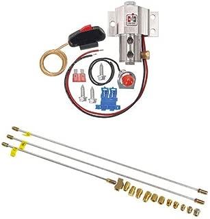 Hurst 1745000K Original Roll Control Line Loc Lock Hill Holder & Install Kit
