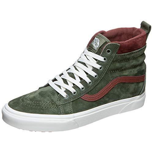 Vans Herren Sneaker SK8-Hi MTE VN0A4BV7V401 grün 766327