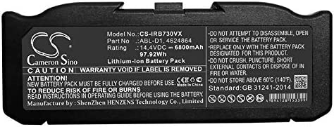 Replacement Battery Award for iRobot 7150 5150 7550 Mesa Mall R Roomba