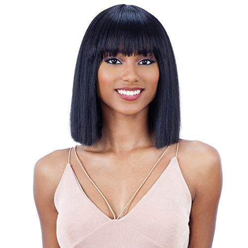 MILA (2 Dark Brown) - FreeTress Equal Synthetic Full Wig