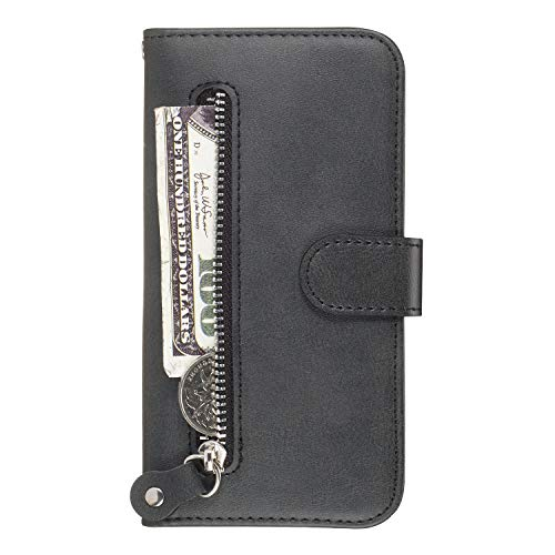 Buy Cheap NEXCURIO Huawei Y7 2019/Y7 Pro 2019 Wallet Case with Card Holder Folding Kickstand Magneti...